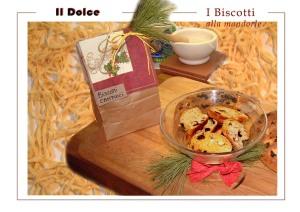 I Biscotti alle mandorle (cantucci)