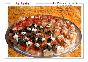 Pizza - focaccia1