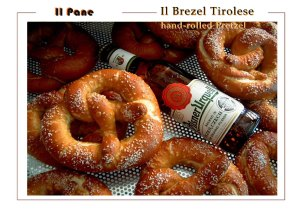 Real Bavarian Pretzel
