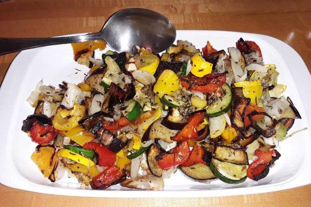 verdura alla griglia 1